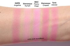 Cute and Mundane: MAC Peony Petal (Tres Cheek collection) review + swatches