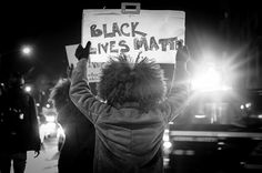 It's one of the best songs from the new record, and the video is just as good: it's made up of footage from various recent protests from Ferguson over Mike Brown and NYC over Eric Garner.