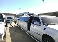 Grand Entrance Limos is an awesome family owned company that has been established since 2003. They're in Lake Dallas TX