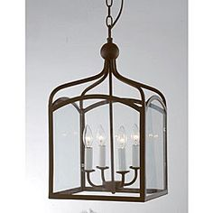 @Overstock - Brighten your home decor with this elegant, four-light chandelier. This light fixture features an antique copper finish and beautiful clear glass accents.http://www.overstock.com/Home-Garden/Antique-Copper-4-light-Chandelier/4127718/product.html?CID=214117 $148.99