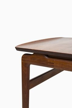 Hvidt & Mølgaard coffee table by France & Søn at Studio Schalling #teak #retro