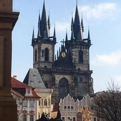 There is the sun! #springtime in #prague!  #lovely day wandering through old #Bohemia ! #travelling #travelblog #history #traveljunkie