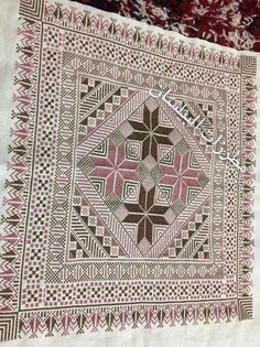 This Pin was discovered by Ρου Cross Stitch Charts, Cross Stitch Designs, Cross Stitch Patterns, Needlepoint Patterns, Embroidery Patterns, Sewing Patterns, Cross Stitching, Cross Stitch Embroidery, Cushion Inspiration