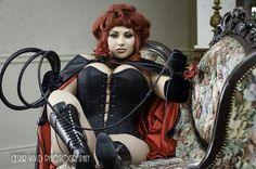 Hi res image printed on 11x17 cardstock Signed by Ivy Doomkitty Can be kissed and personalized if specified at checkout! Keep it classy!  Photo by: Cesar Vivid Photography