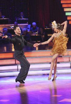 Va; Chmerkovskiy &  Zendaya Coleman  -  Dancing With the Stars  -  season 16  -  spring 2013