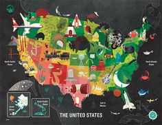 The United States, Boy Art Prints | Oopsy daisy
