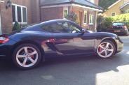 Porsche Cayman S Coupe 2d 3387cc Manual (2007),15600 mile,Full service history. More details @ www.bravocardeals.com