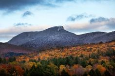 My favorite hike during the time I lived in Vermont. Camel's Hump.