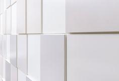 Friseur Beatrix, Wandstyling im Friseursalon, Konzept: MFG