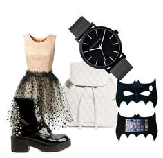 """""""cool"""" by glam-4 ❤ liked on Polyvore featuring Vera Bradley, Loyd/Ford, Jeffrey Campbell and The Horse"""