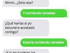 13 Conversaciones por mensajes que te harán reír - Taringa!