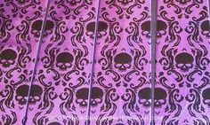 Damask++Purple+Mens+Necktie+Black+Chronic+Damask++by+RokGear,+$28.00....For the guys?