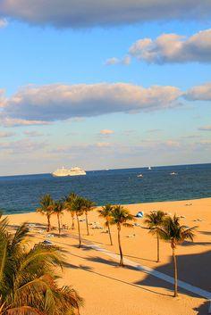 Paradise: Fort Lauderdale, FL