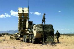 Raytheon awarded more than $2 billion for an International Patriot Air and Missile Defense System
