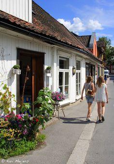 Drøbak , Norway ~  © Kari Meijers