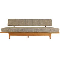 Knoll Sofa/Bed by Richard Stein