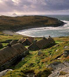 Outer Hebrides.