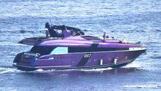 Purple Yacht