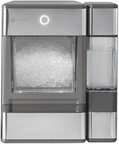 During quarantine, before quarantine, I'm sharing 12 items I use every day. From kitchen gadgets, to storage & organization, there's something for everyone. Nugget Ice Maker, Ice Cube Molds, Cooker Hoods, Under Cabinet, Kitchen Gadgets, Kitchen Hacks, Bathroom Medicine Cabinet, Countertops, Opal