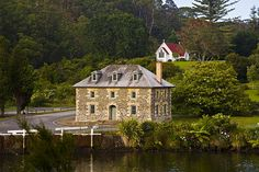 The Stone Store, Kerikeri, see more at New Zealand Journeys app for iPad www.gopix.co.nz