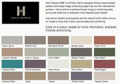 KH colours