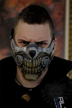 Mad Max Fury Road IMMORTAN JOE by SatanaelArt on Etsy