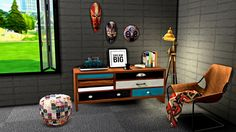 SIDEBOARDS at Leo Sims • Sims 4 Updates