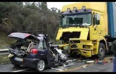 En Korkunç Araba Kazaları Bir Arada