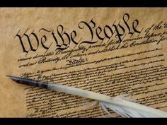 Constitution is the document from which American politics are based on. This document made America the most democratic society in the world. United States Constitution, Constitution Day, Us History, American History, American Pride, History Class, Teaching History, Native American, History Major