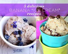 5+Delicious+Banana+'Ice+Cream'+Recipes