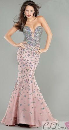 the fit and silohuett of dress I would like for my wedding. but in lace and with beading.