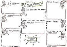 Sketch Notes, Hand Lettering, Bullet Journal, Education, School, Polish, Literatura, Vitreous Enamel, Handwriting