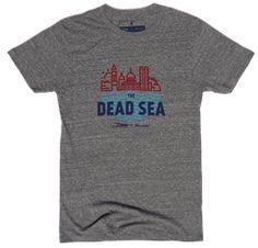 The Dead Sea tee! #Israel #WorldClothesLine #Oneforone #deadsea
