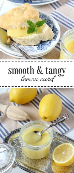 A smooth and tangy lemon curd recipe that's the perfect complement to scones, crumpets, pancakes, desserts, yogurt and more! Satori Design for Living