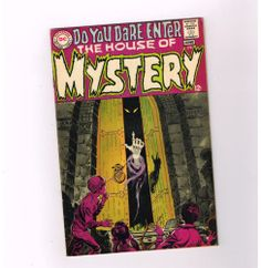 HOUSE OF MYSTERY #174 Grade 7.0 Silver Age horror find from DC Comics! http://r.ebay.com/klqeRa