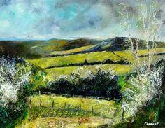 Landscape, Pol Ledent.