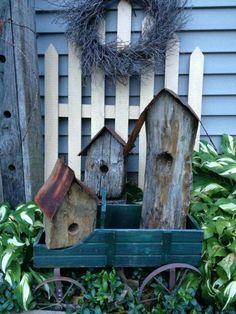 cozy garden corner