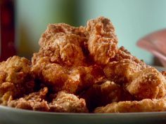 Crispy on the outside and moist on the inside, here is Sunny's #USCatfish Nuggets recipe.