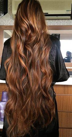 Haare dunkelblond färben braune Haare von