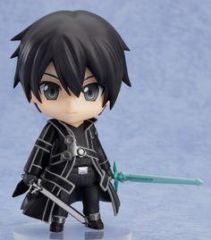 Sword Art Online : Kirito  Nendoroid Action Figure