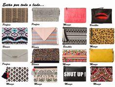 AMIGAS DO CLOSET: Bags
