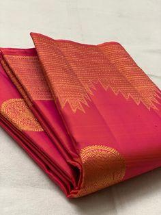 Simple Blouse Designs, Silk Saree Blouse Designs, Bridal Blouse Designs, Silk Saree Kanchipuram, Ikkat Silk Sarees, Soft Silk Sarees, Bridal Sarees South Indian, Indian Bridal Wear, Gota Patti Saree