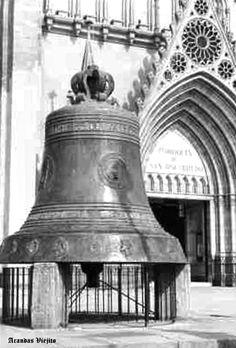 Campana de templo de Arandas Jalisco Mexico 1