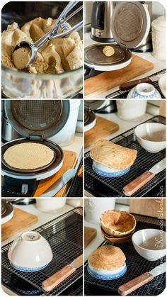 1000 images about lecker waffeln on pinterest waffles kitchenaid artisan and bacon waffles. Black Bedroom Furniture Sets. Home Design Ideas