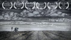 One night, passing through her childhood home of Russia, a woman reminisces about faraway landscapes.  Director: Patrick Lapierre Canada, Quebec I 06 min | color | Charcoal and China ink | Russian (with english subtitles) French subtitled version: https://vimeo.com/124652860  Festivals : Les Sommets du cinéma d'animation de Montréal, Canada | 2012 | Competition Festival International du film d'animation d'Annecy, France | 2013 | Competition BuSho Int Film Festival, Hungary | 2013 | ...