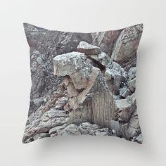 Kullamannen Throw Pillow by lilla värsting - $20.00