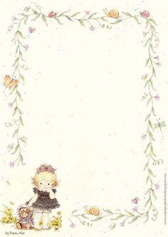Papel de carta da minha infância