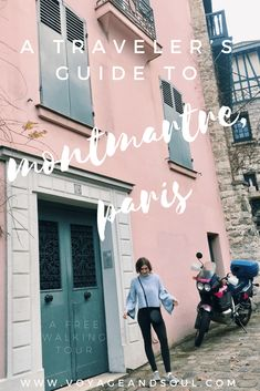 montmartre walking tour self guided