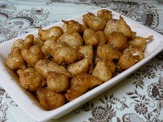 Loukoumades by Fuzzypumper,  (Cyprus Doughnuts with Honey Syrup)