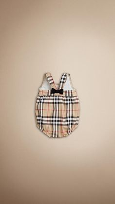 Burberry Bathing Suit - my daughter will sooo have this.